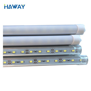 Waterproof IP20/IP65 SMd2835 5050 5730 60LED/M led rigid bar DC12V with aluminium profile