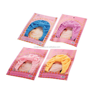 Personalized Microfiber Hair Drying Turban Wrap Towels