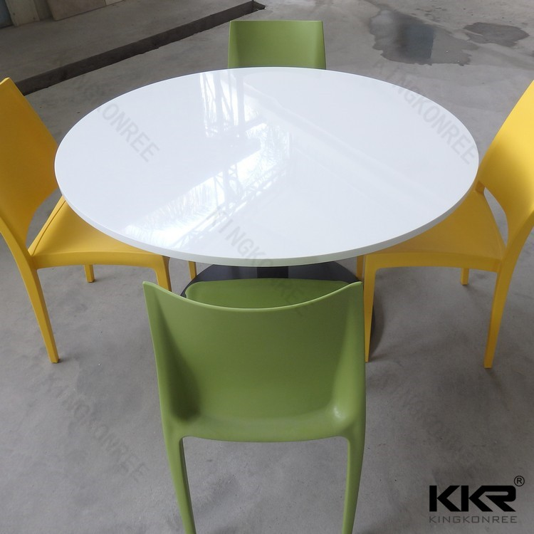 Luxury Round Marble Top Dining Table Set In Malaysia Buy Round