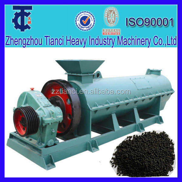 Grinding Equipment Fertilizer : Small scale pig dung recycle to organic fertilizer