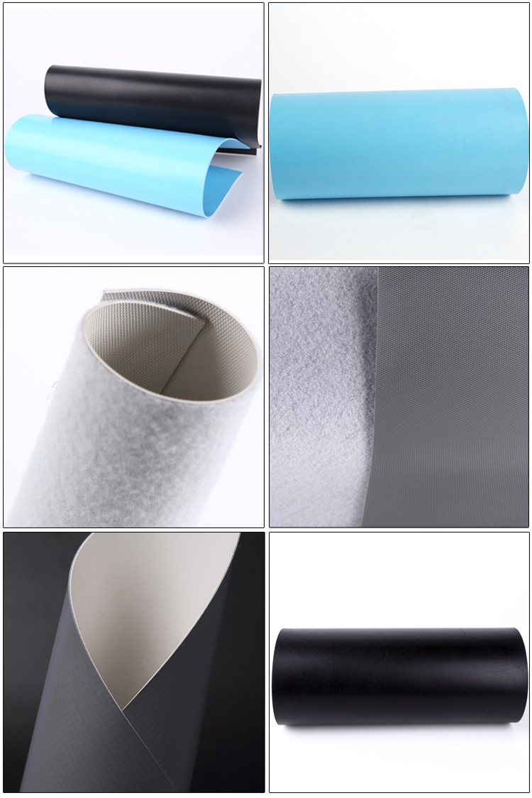 1 5mm High Quality Low Price Pvc Roofing Rolls Waterproof