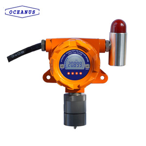 OC-F08 fixed Helium(He) gas monitor high accuracy from China