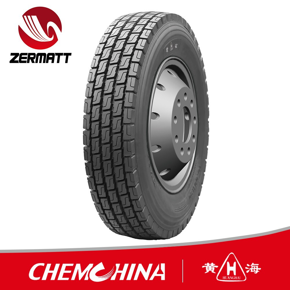 Qingdao industrial radial truck tire for paraguay market