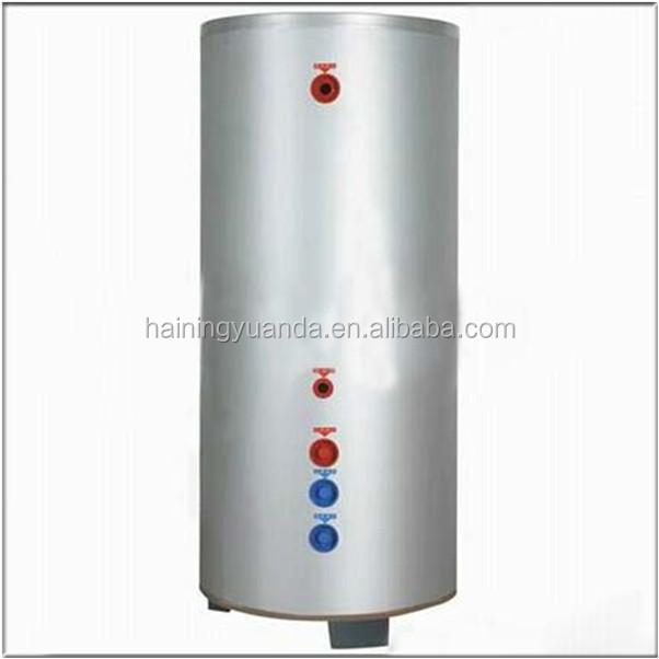 China Manufacturer Solar Hot Water Storage Heater Tank
