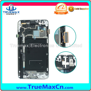Factory Wholesaler for Galaxy Note 3 N9005 LCD With Touch Screen, for  Samsung Note iii N9005 Display Digitizer Assembly