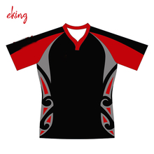 2018 nieuwe team dragen professionele groothandel custom <span class=keywords><strong>rugby</strong></span> polo jersey