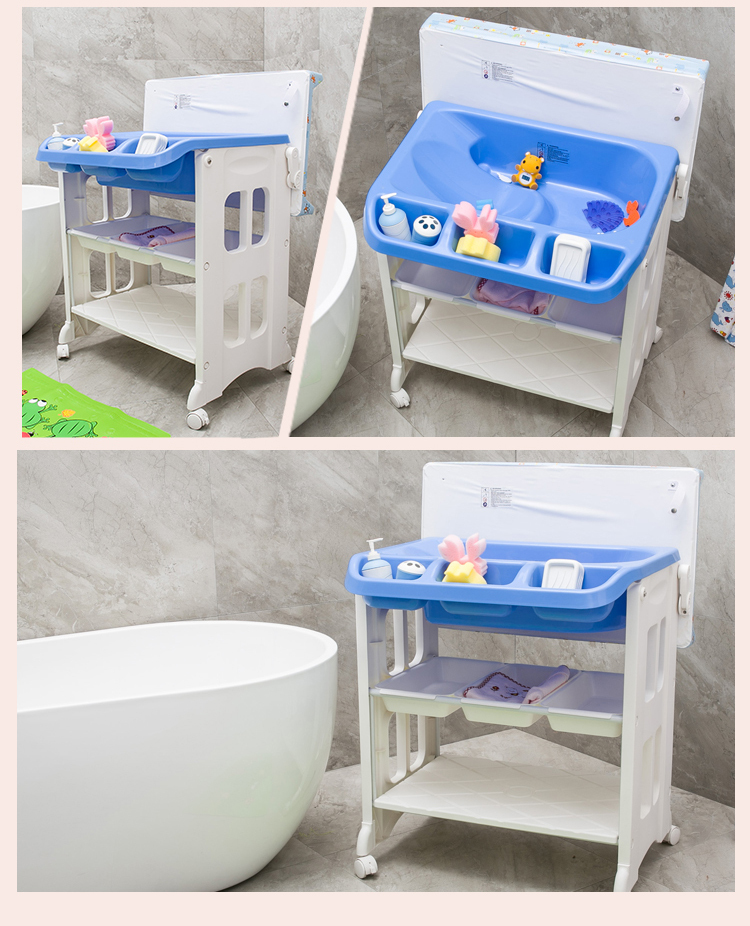 foldable baby changing table