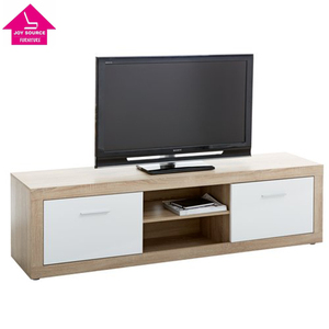 Two Door Laminated Waterproof Outdoor I Shaped TV Cabinet
