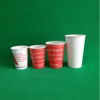 single wall water disposable paper cone cup 6.5oz paper cup