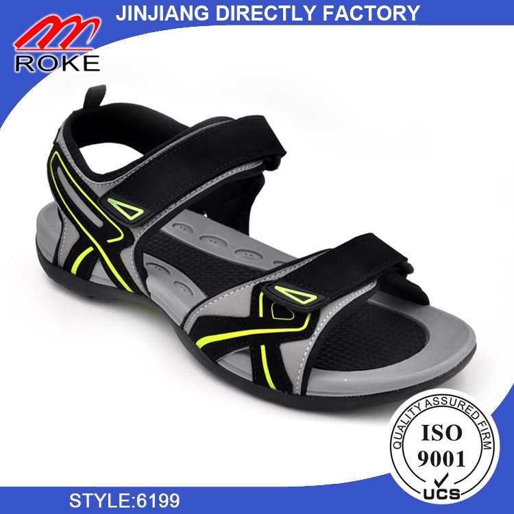 Men's Fashion Style Beach Sandals from China factory