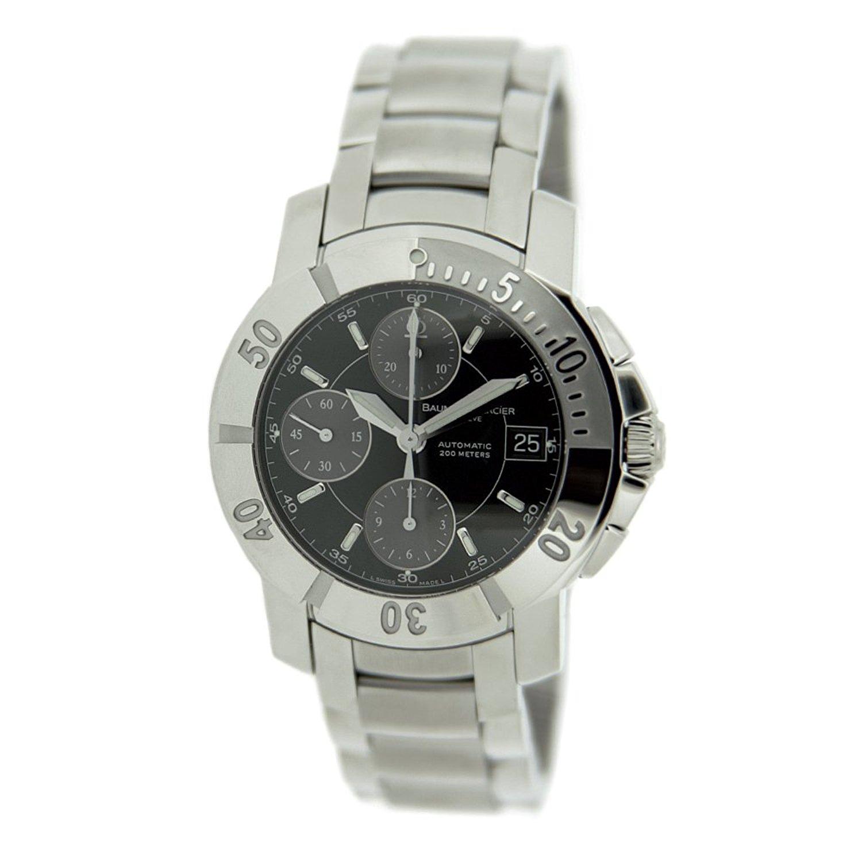 Baume & Mercier Men's 8502 Capeland S Chronograph Watch