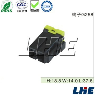 DJ7021Y-9.5 2 pin 4 pin automotive male female wire connector