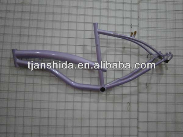 Lady alloy 26 beach cruiser bicycle frames