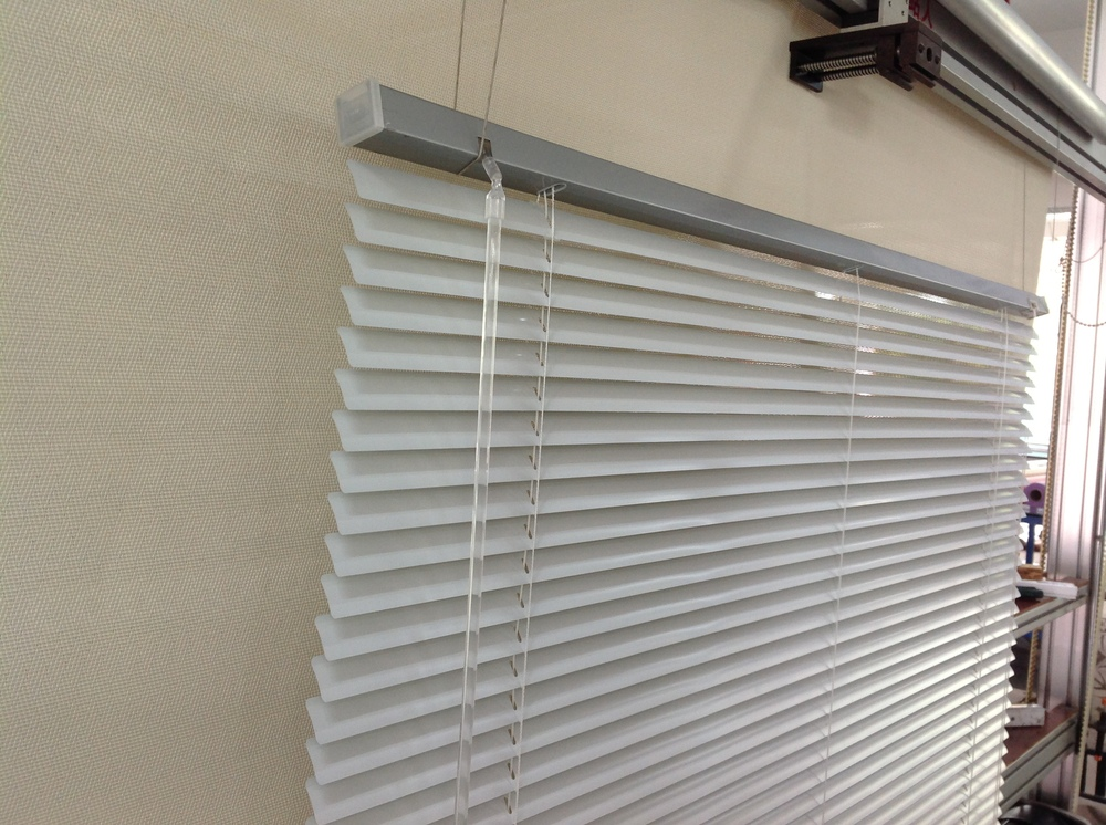 how to clean aluminum venetian blinds