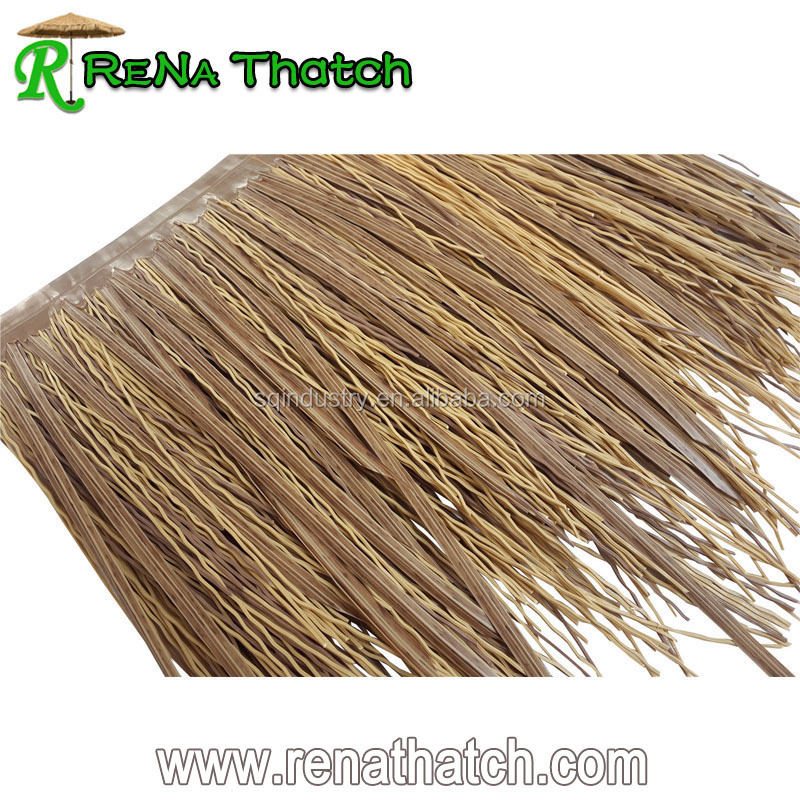 Anti-UV best quality synthetic artificial water reed thatch