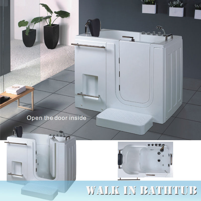 Hs-1111 Bathtubs For Old People/ Small Sitting Bathtub/ Step In Tub ...