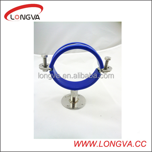 rubber sanitary pipe hanger support