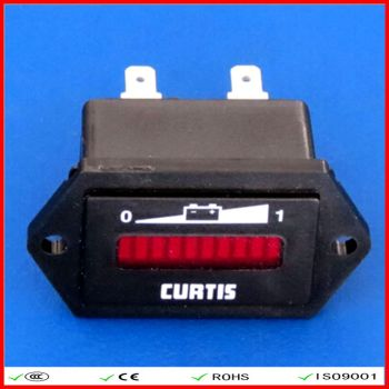 48volt golf cart battery indicator,charge meter,fits ezgo, club car,48v