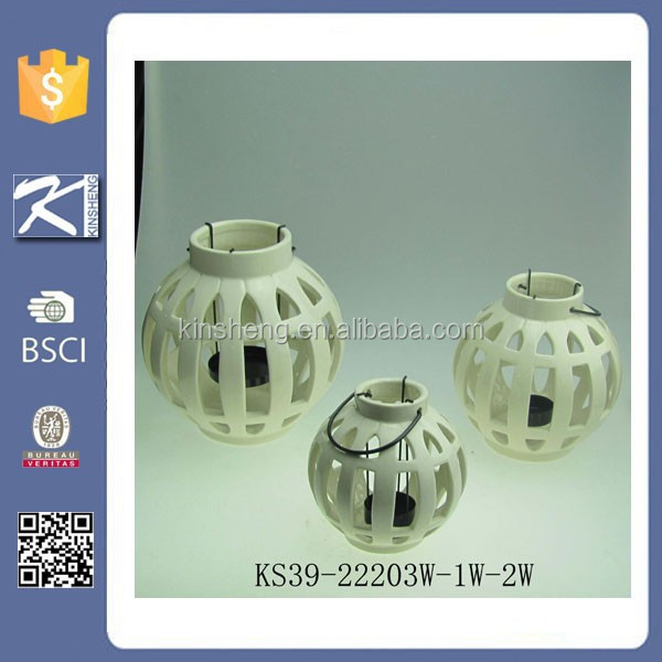 Garden ornament tealight candle holder for wholesale