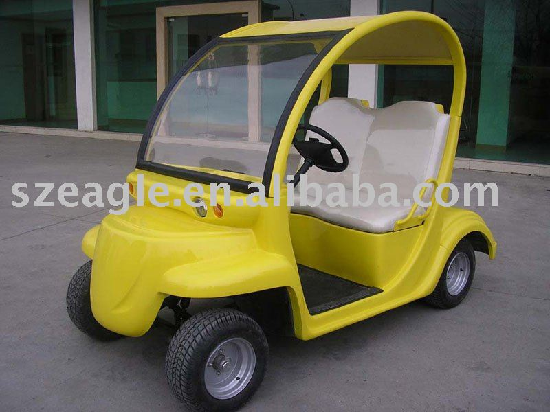 Electric Recreational Vehicles For Parks With High Sd Eg6023k