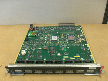 Cisco Ws-x6408a-gbic 8-port Gigabit Ethernet Module - Buy Used ...