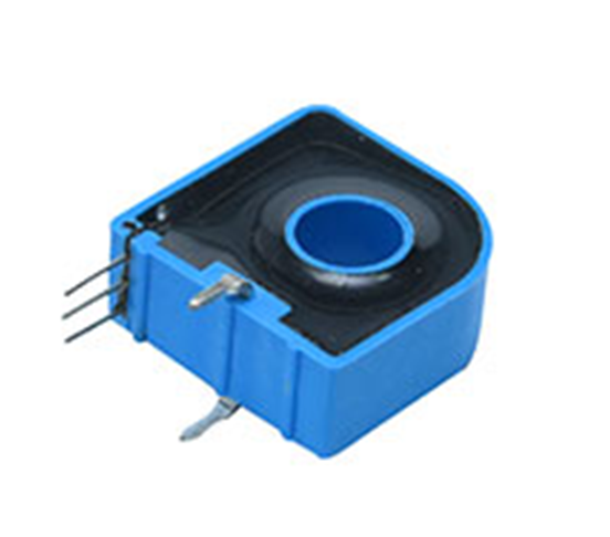 Small size ac dc pulse current sensor 20a with low temperature drift