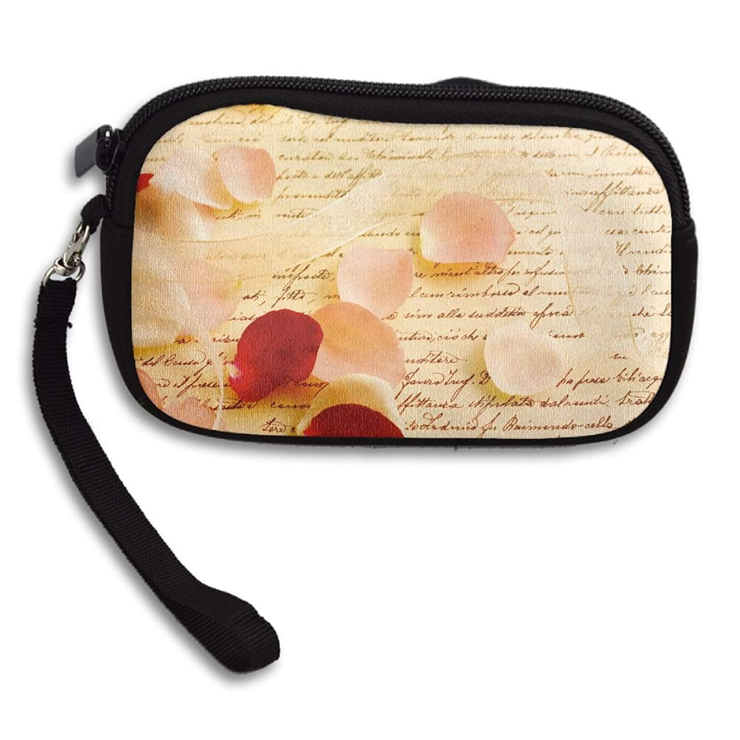 Sunset Beautiful Sky Deluxe Printing Small Purse Portable Receiving Bag