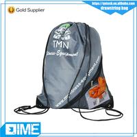Wholesale Custom Hiking Sports Travel Polyester Drawstring Bags