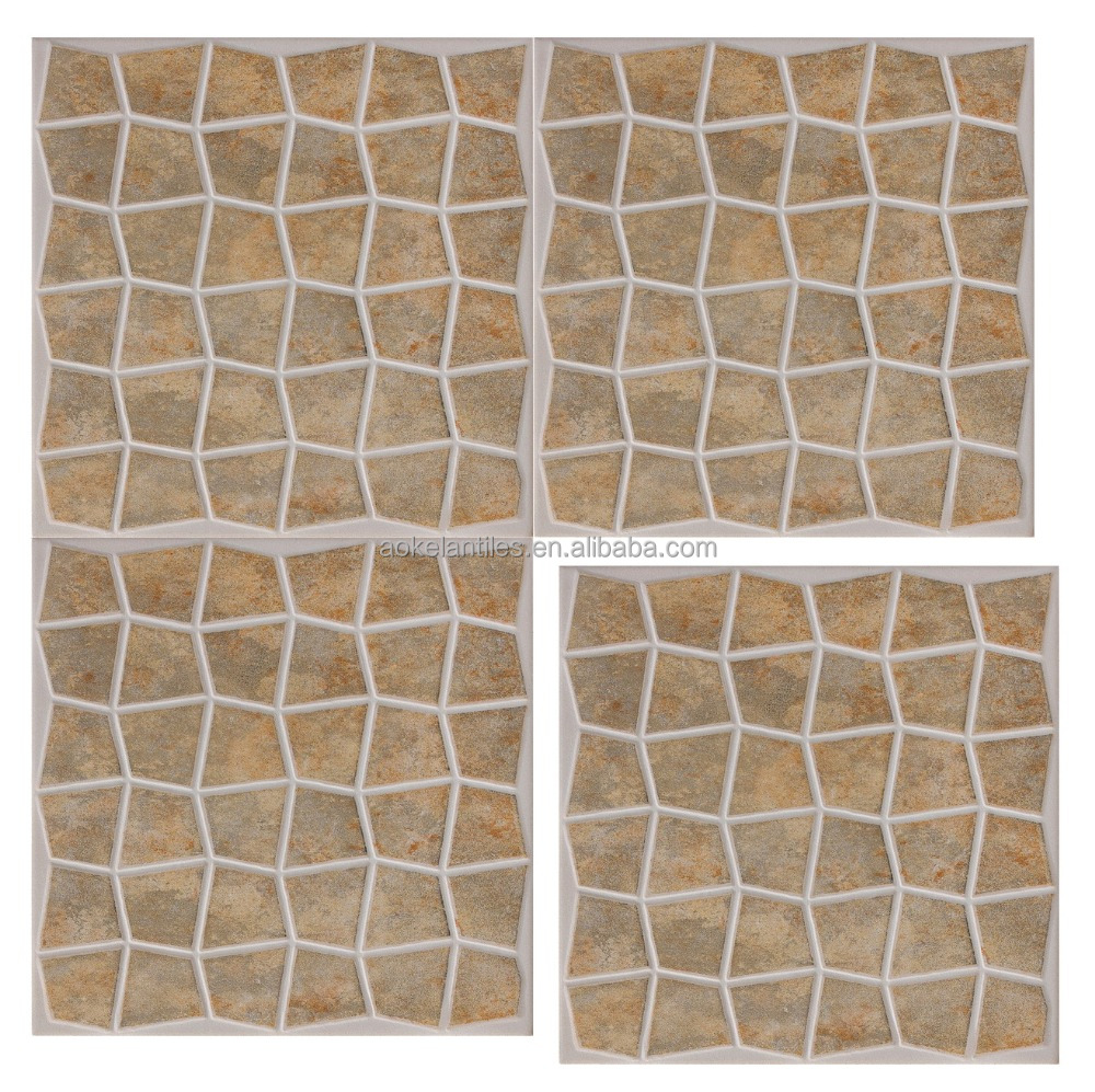 30x30cm outdoor rustic ceramic floor tiles archaized tile