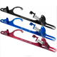 Aluminum CNC Machine milling colorful anodizing Ski equipment bracket fixtures
