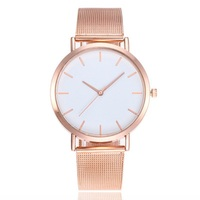 Fashion women wrist watch hot sale quartz watch bracelet dress watch for wholesale