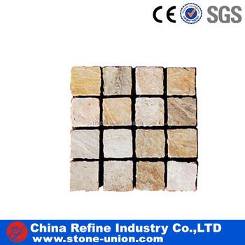 Square Stone Floor Tilescheap Driveway Paving Stoneflagstone Floor