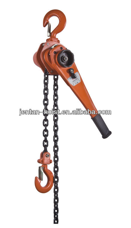 construction tools lever hoist/1.5 ton manual lever block/kito lever chain hoist