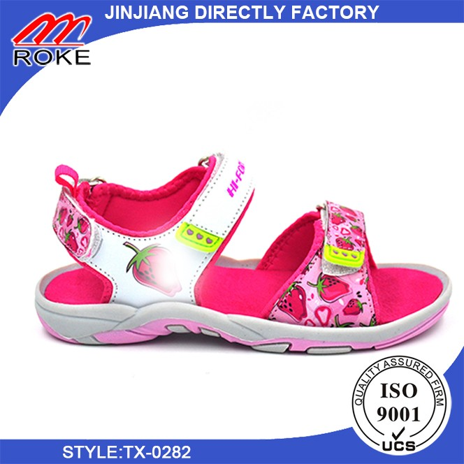 Girl sandals summer shoes