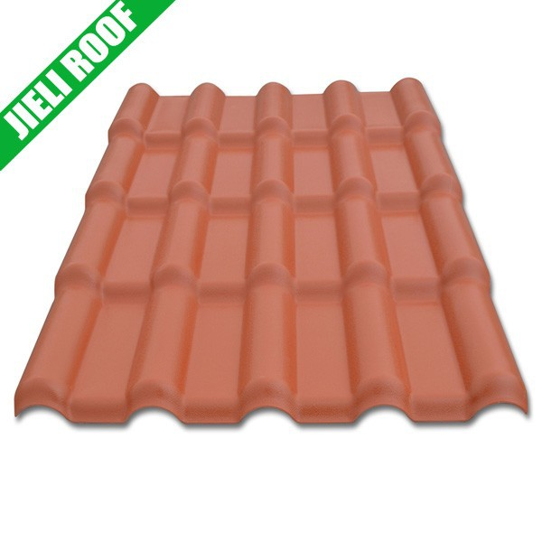 Synthetic Resin Material Roof Sheet building materials