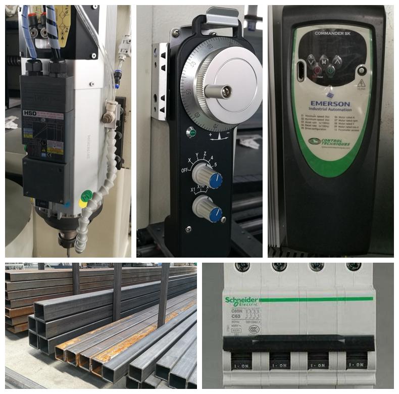 Automatic Single Head Screw Fastener Drilling Machine For