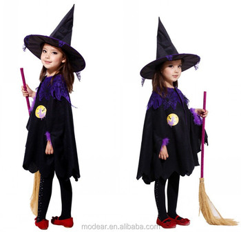 8fb86ed9580d Children s Halloween Costumes Witch Cute Boys And Girls Clothing ...