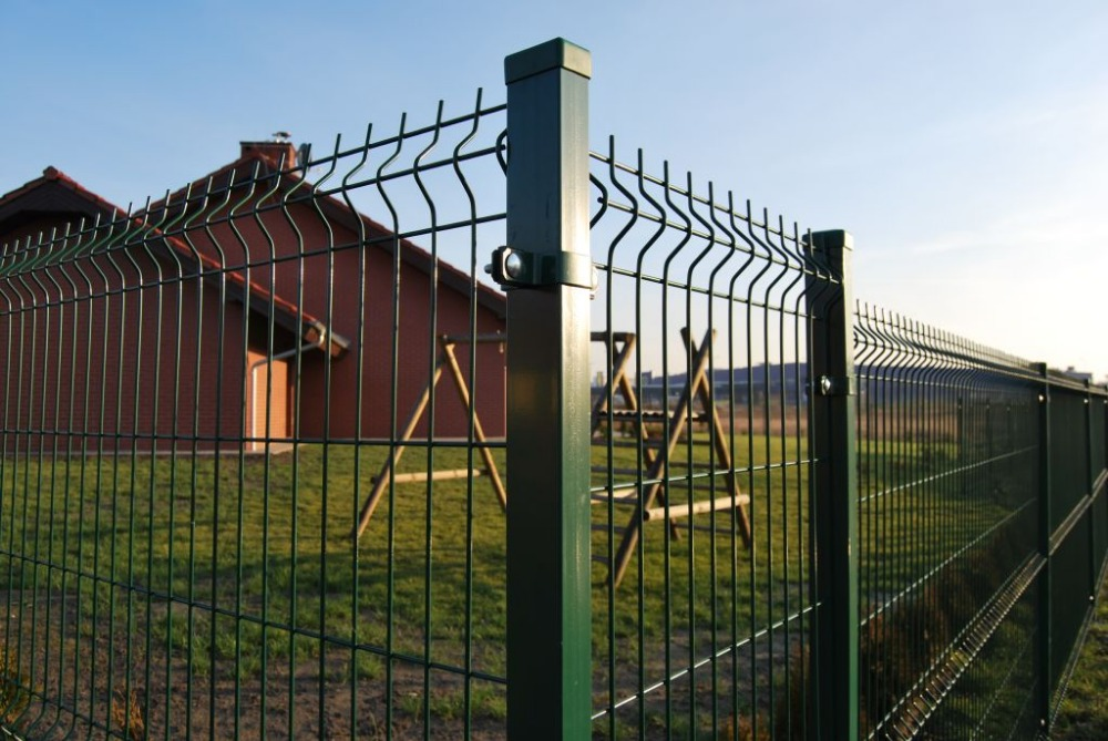 Decorative Amp Security School Children Playground Fence