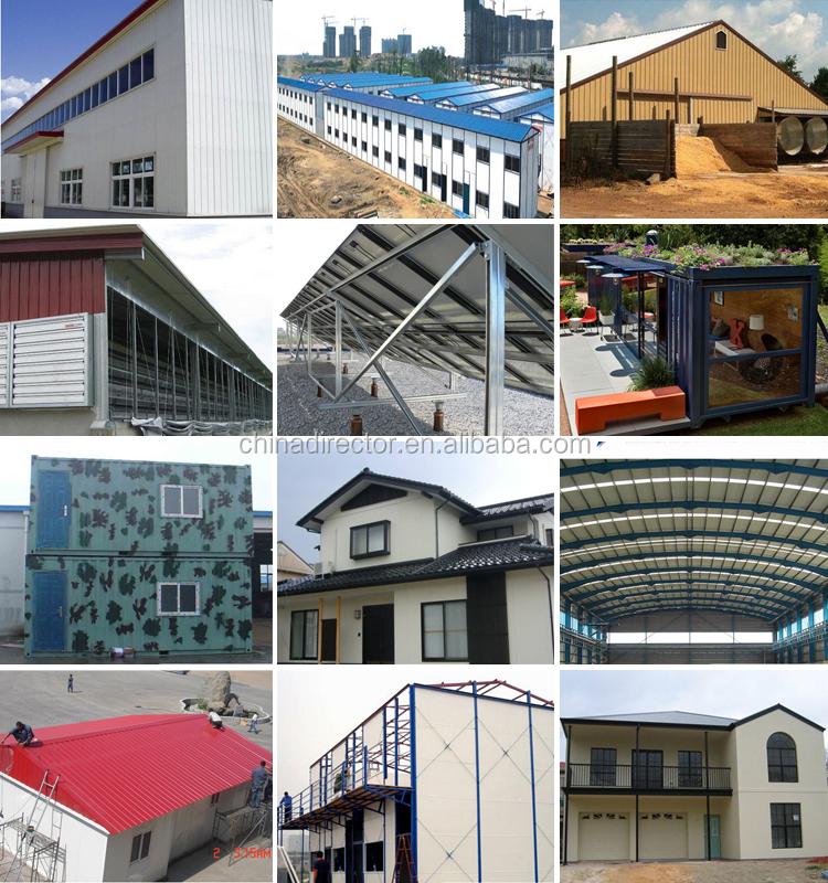 China Cheap Used Metal Storage Sheds Sale