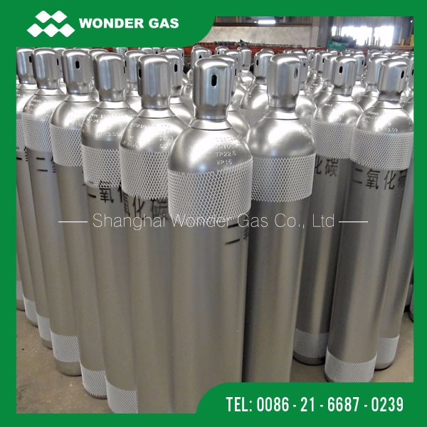 40 liters capacity of carbon dioxide cylinder price