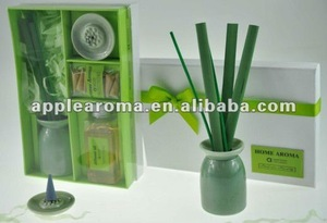 2012 fashional 100ml aroma diffuser gift set