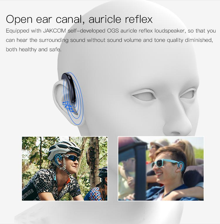 JAKCOM ET Non-In-Ear Concept Earphone 2019 Hot Selling Trending Earphone Accessories Mini Hearing Aid With Mobile Phone