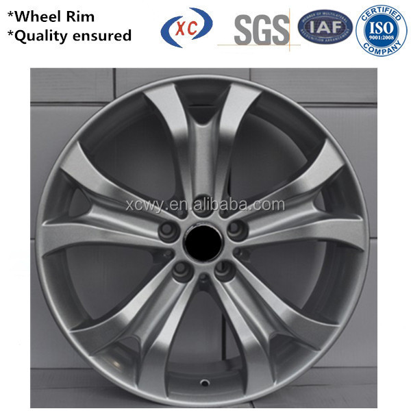 Hot Selling Color Anodized Rims Car Wheels Aluminum Rims