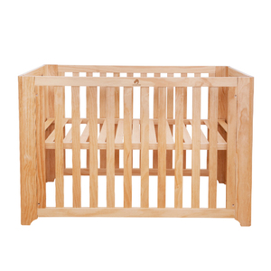 4 IN 1 GROW UP BABY BED Wooden Baby Playpen Bed , Baby Crib
