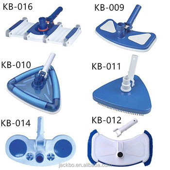 Portable Head Parts Of Plastic Swimming Pool Cleaning Equipment Manual  Vacuum Cleaner Head - Buy Vacuum Cleaner Head,Portable Swimming Pool Clean  ...