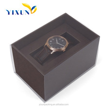 New Classic Wooden Watch Box Case Aluminum