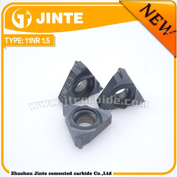 ZHuzhou Manufacture tungsten carbide thread turning insert