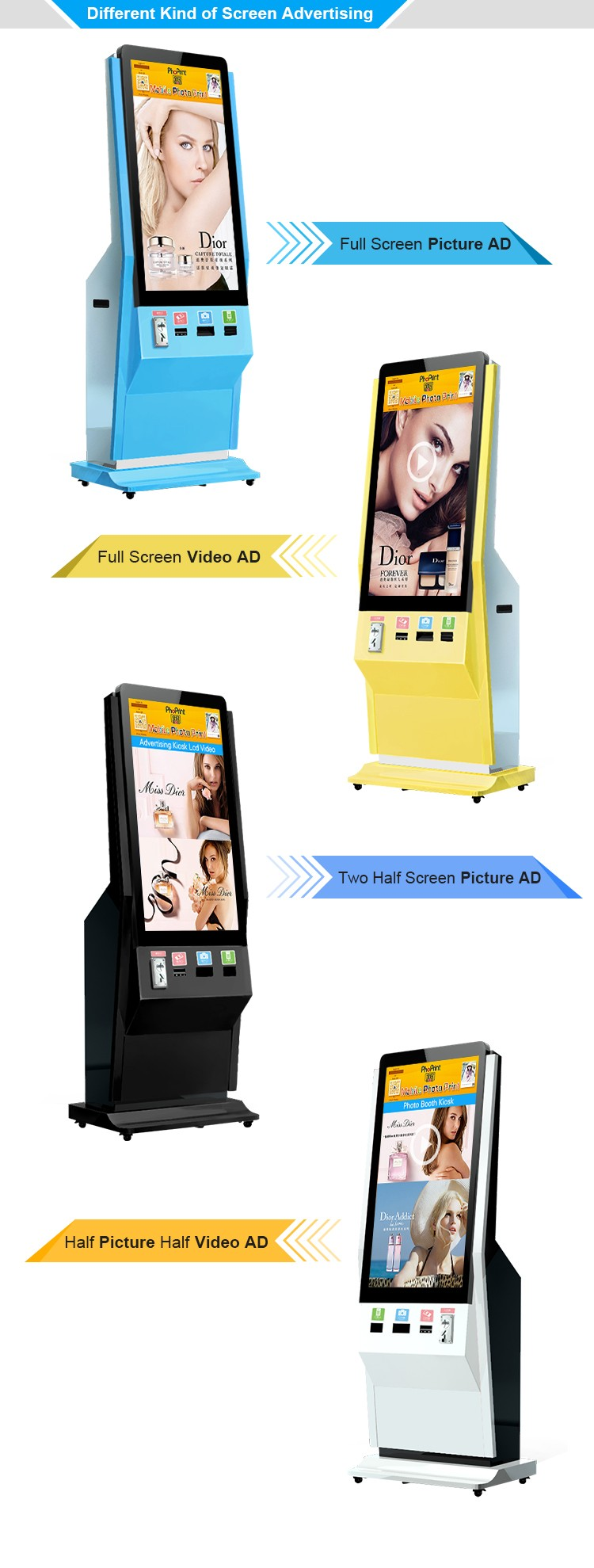 China Suppliers Photo Booth Wedding Boft /photo Printing Kiosk ...