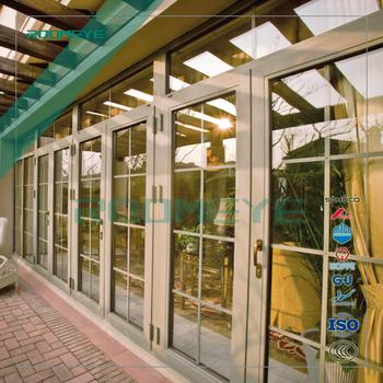 Alibaba China Suppliers Iron Window Grill Design Aluminium French ...