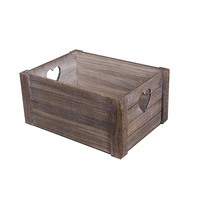 Hotsale Antique Wooden Wine Box 24 Bottles Beer Crate For Sale